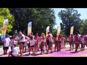 Video: Holi Festival of Colors