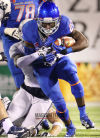 Utah State Vs. Boise State Football