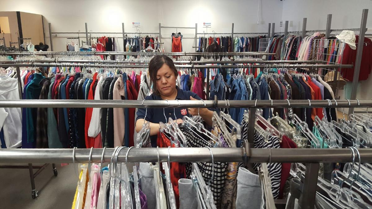 Remodeled Salvation Army Thrift Store Opens Saturday