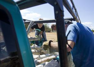 Gallery: Project Work for CSI Ground Crews