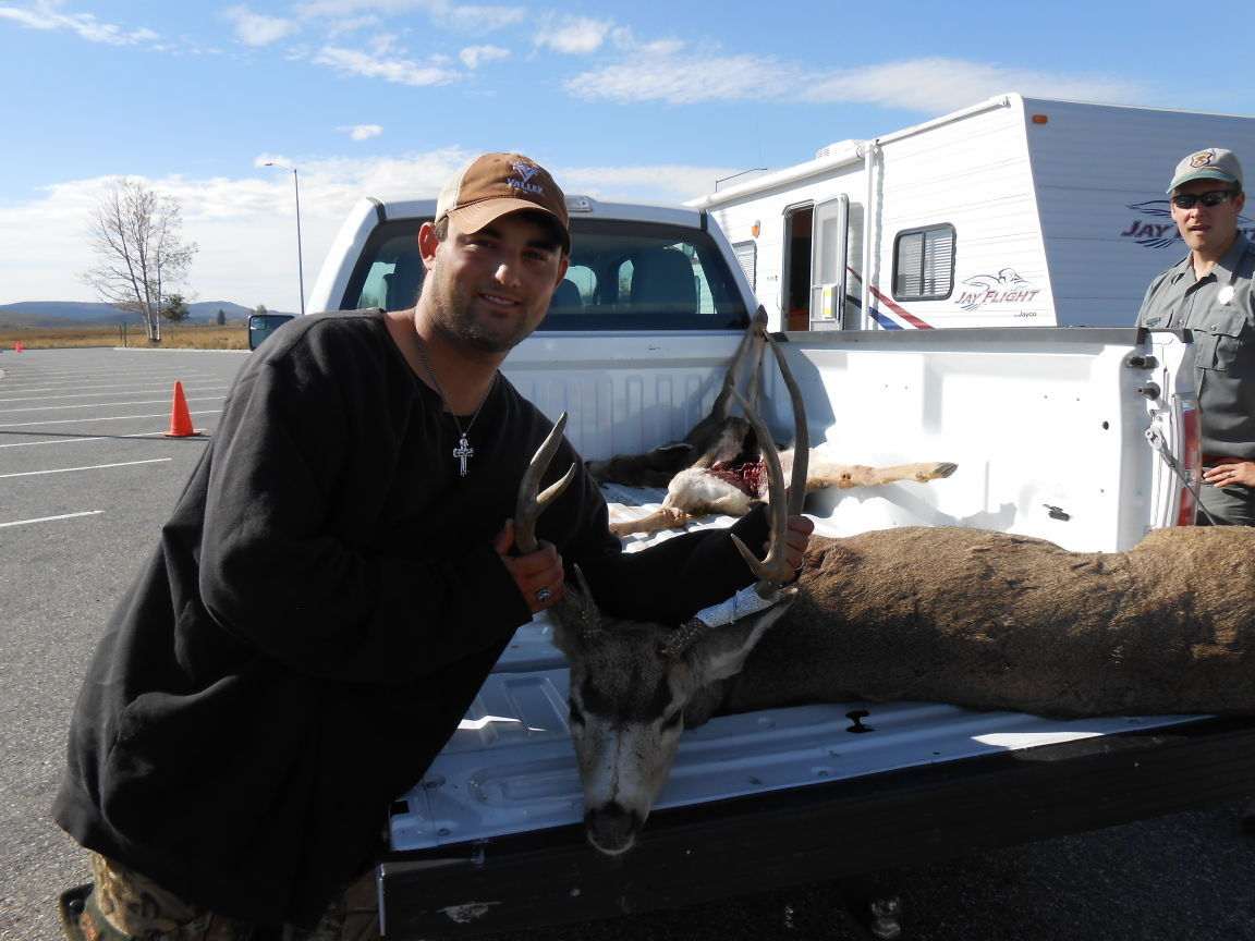 Gallery fish and game 39 s brag board 2014 outdoors and for Idaho department of fish and game