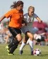 Canyon Ridge Vs. Jerome Girls Soccer