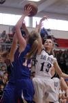 Dietrich vs. Castleford Girls Basketball
