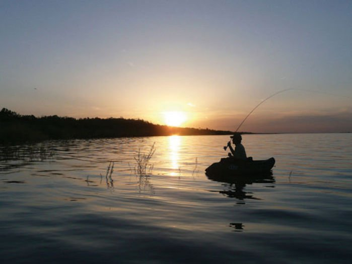 9 great spots for idaho spring fishing for Lake lowell fishing