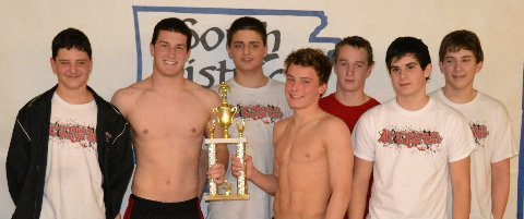 With Four Photos Panthers Second At South District Swim Meet Sports