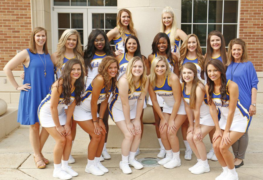 Sau Cheer Squad Wants To Compete At Nationals Next April