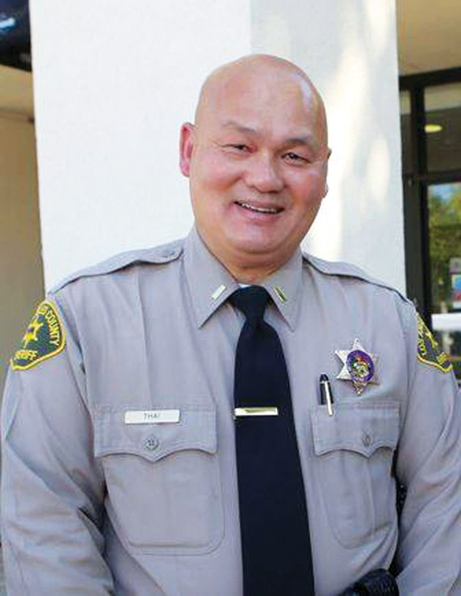 Sheriff S Captain Josh Thai Appointed To Lead Malibu Lost