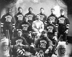 EACO baseball team