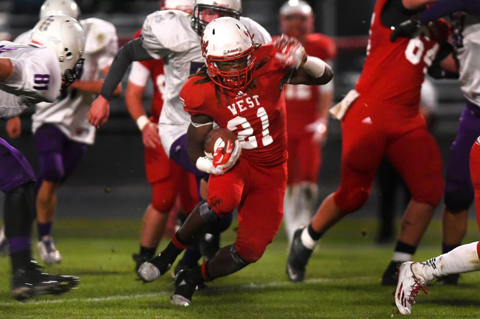 west football takes care of business in home ing shutout