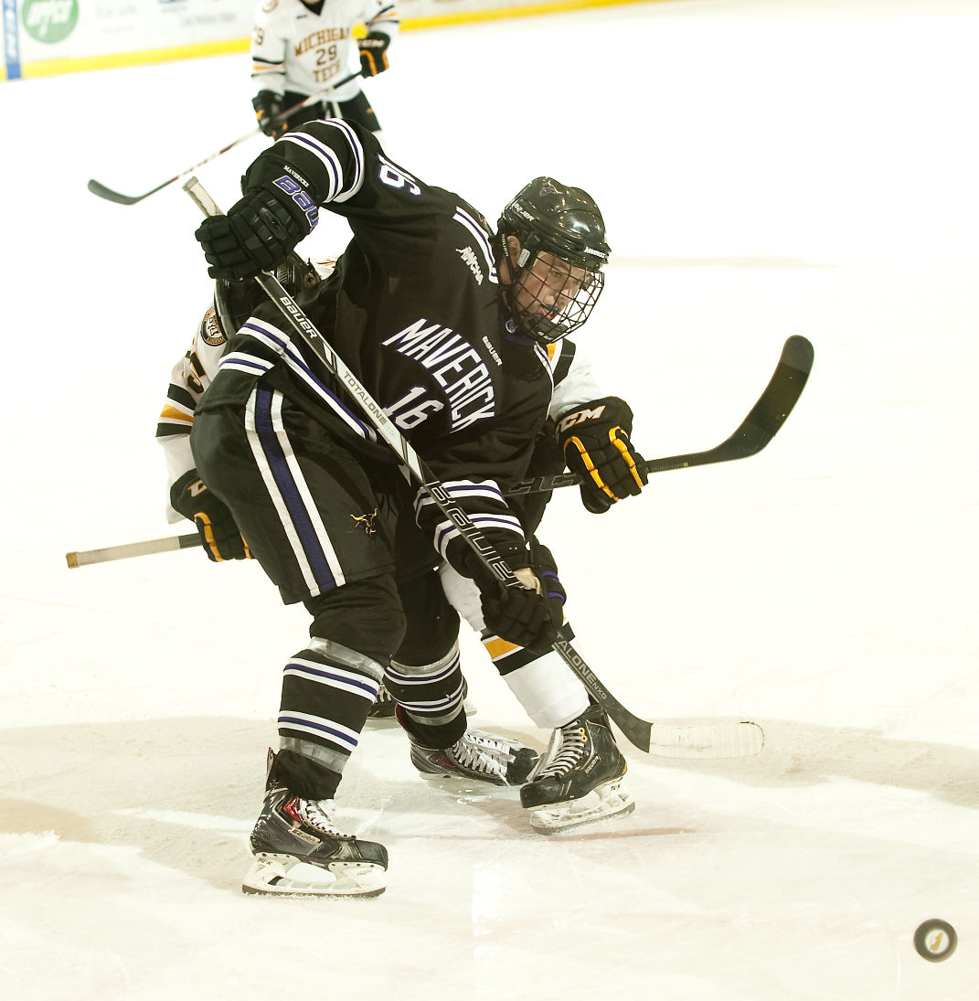 WCHA: Minnesota State Sweeps No. 1 Michigan Tech