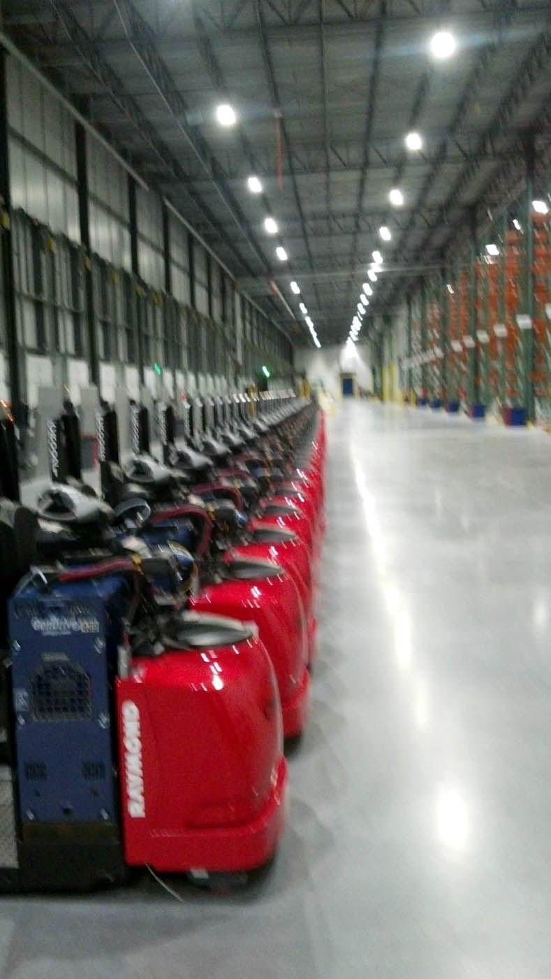New Distribution Center Is Cavernous Cold News