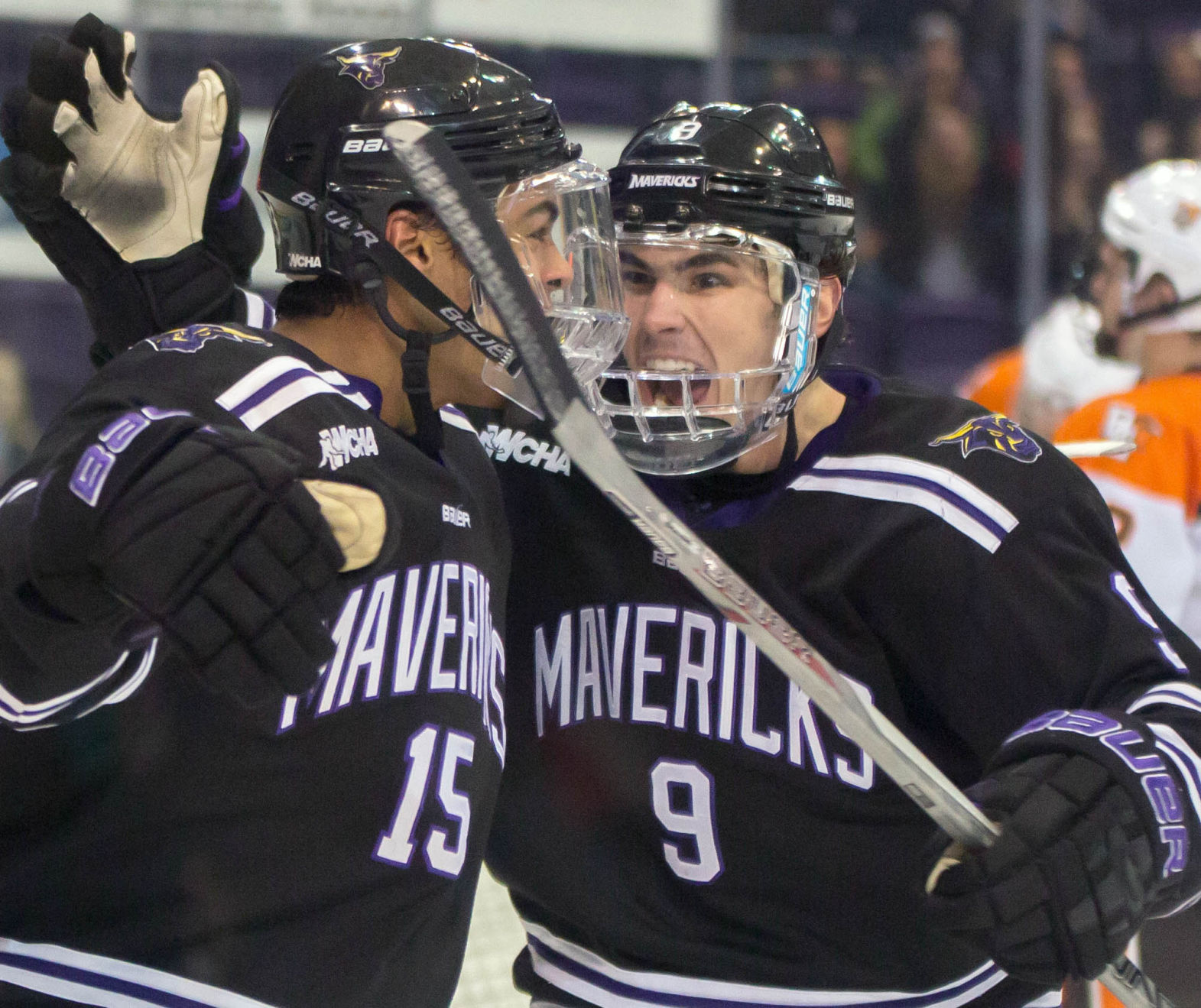 WCHA: Mavericks 5, Falcons 1