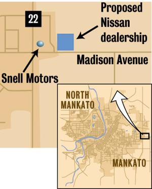 New Nissan Dealership Planned Mankato Free Press News