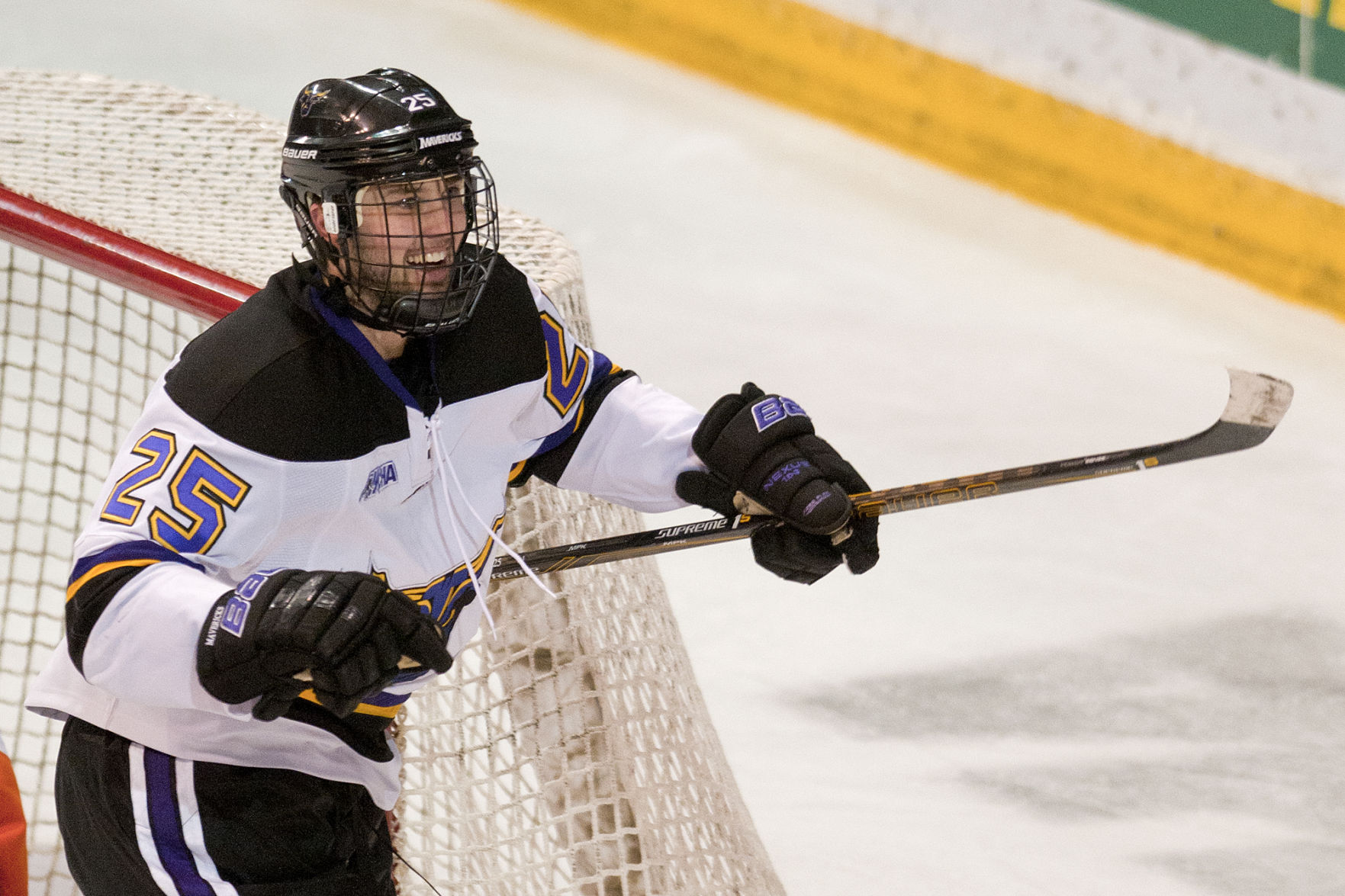 WCHA: MSU Hockey Review - Stepan Steps Up His Game For Minnesota State