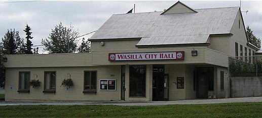 Wasilla Alaska Map Wasilla City Hall in Alaska