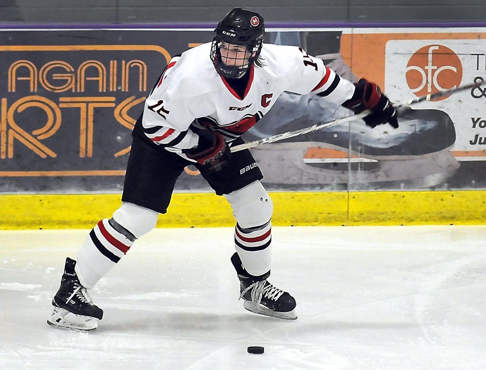 MN H.S.: Junior Hockey Next Stop For Mankato West Defenseman