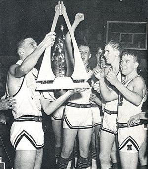 1966 MHS cagers