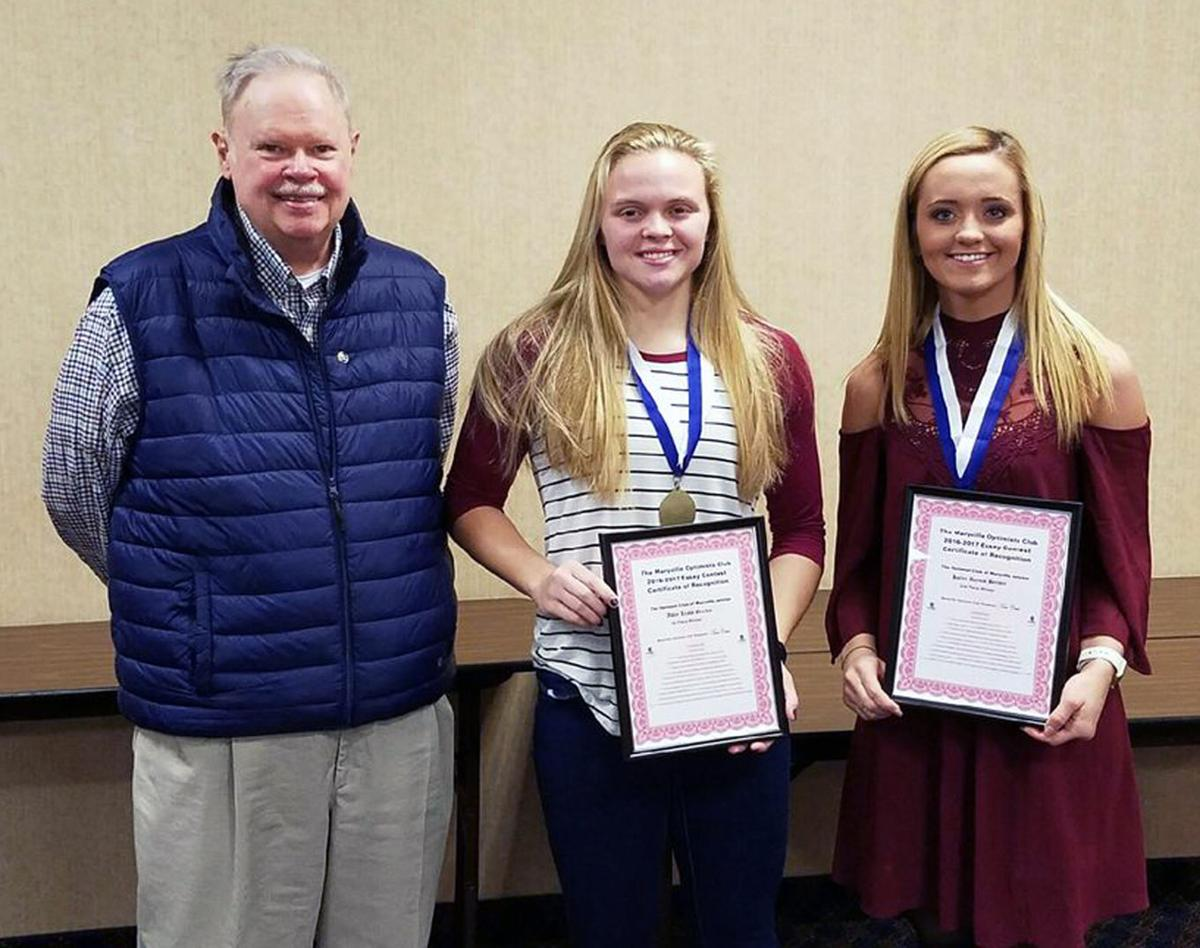 optimist essay contest news maryville daily forum optimist essay contest