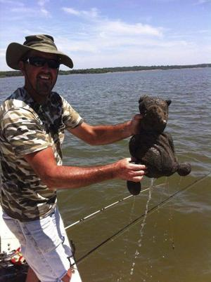 Fishing report for southeast oklahoma sports mcalester for Oklahoma fishing report