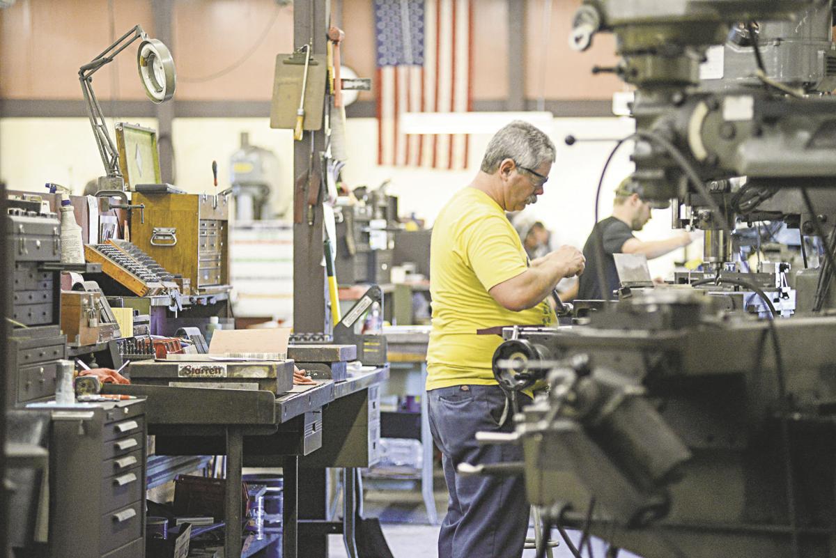 Acutec Precision Aerospace : Strength of crawford county s backbone — manufacturing