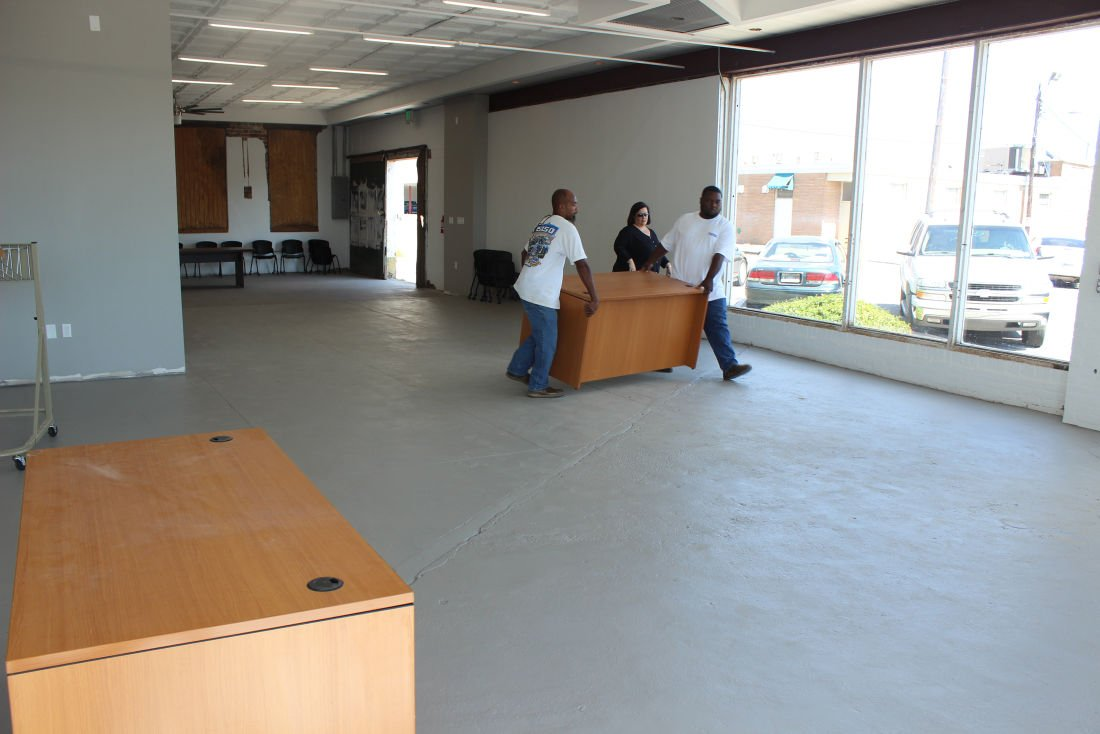 Construction Company For Maec Opening Meridian Office In Downtown Business
