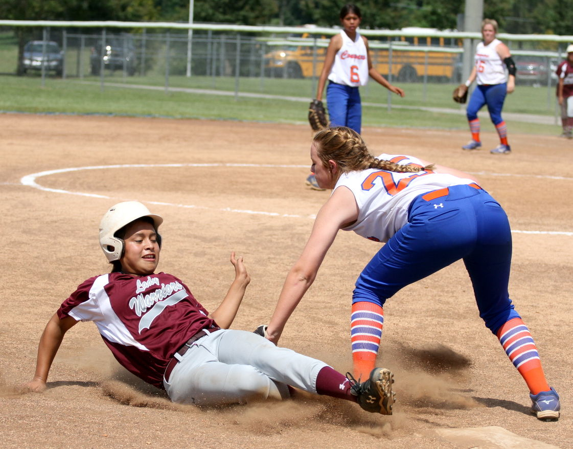 how to play third base in slow pitch softball