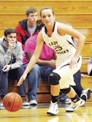 Lady Cougars advance to 10th District title game