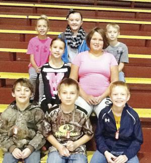 Calhoun Students of the Month