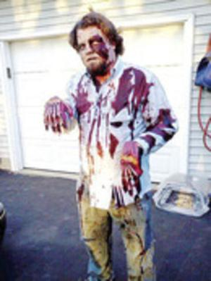 Zombie Walk will break out in Livermore