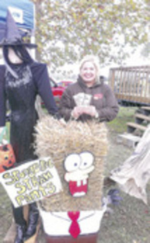 Harvest Day Scarecrow contest