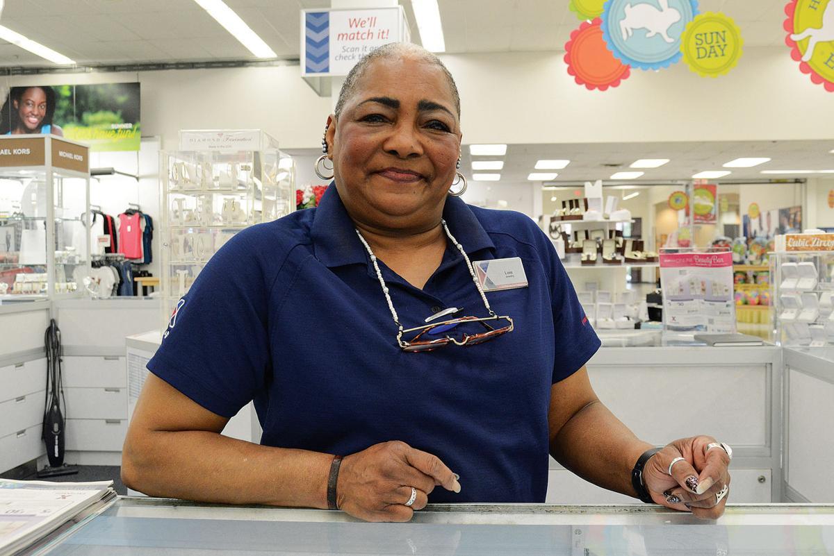 behind the scenes a hidden gem s clerk brings sparkle to behind the scenes a hidden gem s clerk brings sparkle to exchange patrons lives