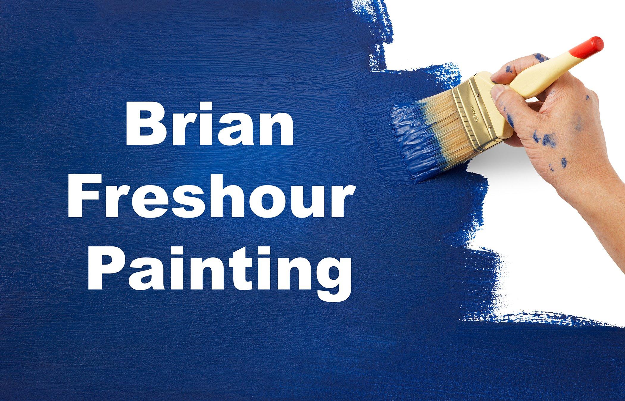 Brian Freshour Painting