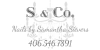 S & Co Nails by Samantha Sievers