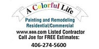 A Colorful Life Painting & Remodeling