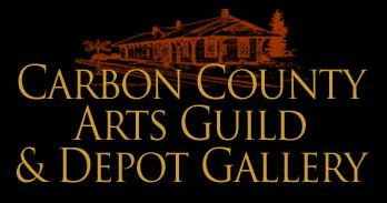 Carbon County Arts Guild _ Depot Gallery