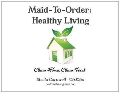 Maid-To-Order: Healthy Living