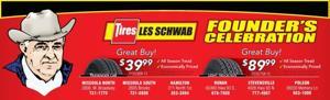 Founder's Sale Strip ad