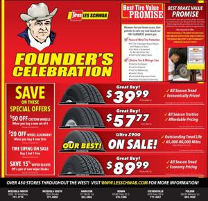 Founder's Celebration Full Page