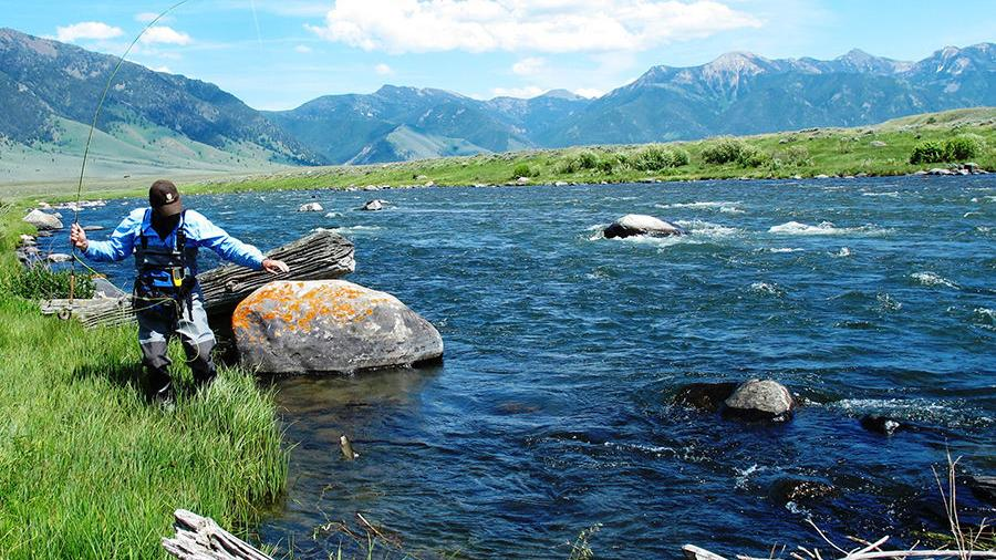 Fishing Rafting Upper Madison River Is Lesson In Humility