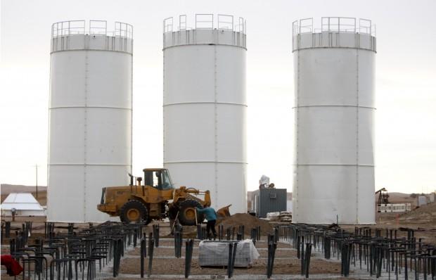 Booming Bakken Oil Flurry Spreads Across Eastern Montana