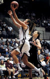 Lady Griz hold off Idaho State