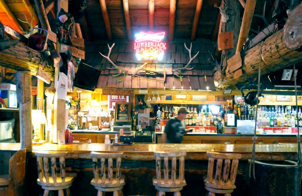 Lumberjack Saloon Along Graves Creek Finds Its Roots And