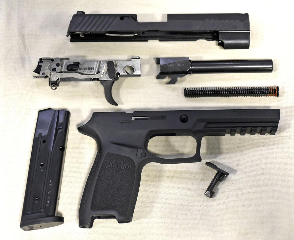 New Army pistol roils gun world | Local | missoulian.com