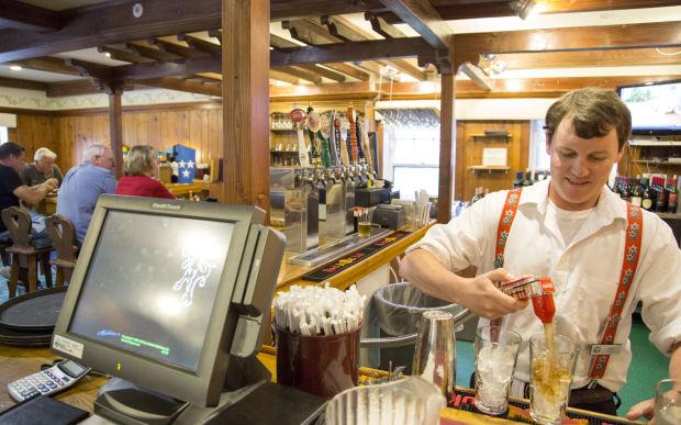 Many Glacier Hotel Shows Off Restoration More Work Ahead