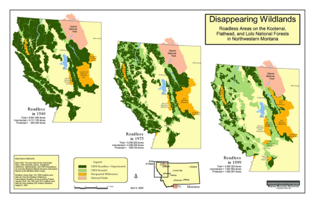 Book Cliffs Roadless Area Map Roadless Area Maps Buy Now »