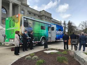 Emergency simulation trucks could help address rural responder shortage