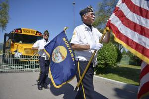 Somber ceremonies mark 90th annual Memorial Day tribute in Missoula
