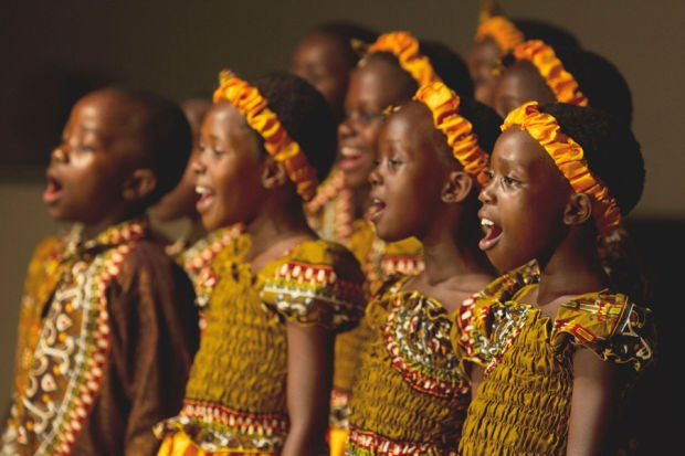 African Children's Choir to perform in 4 churches