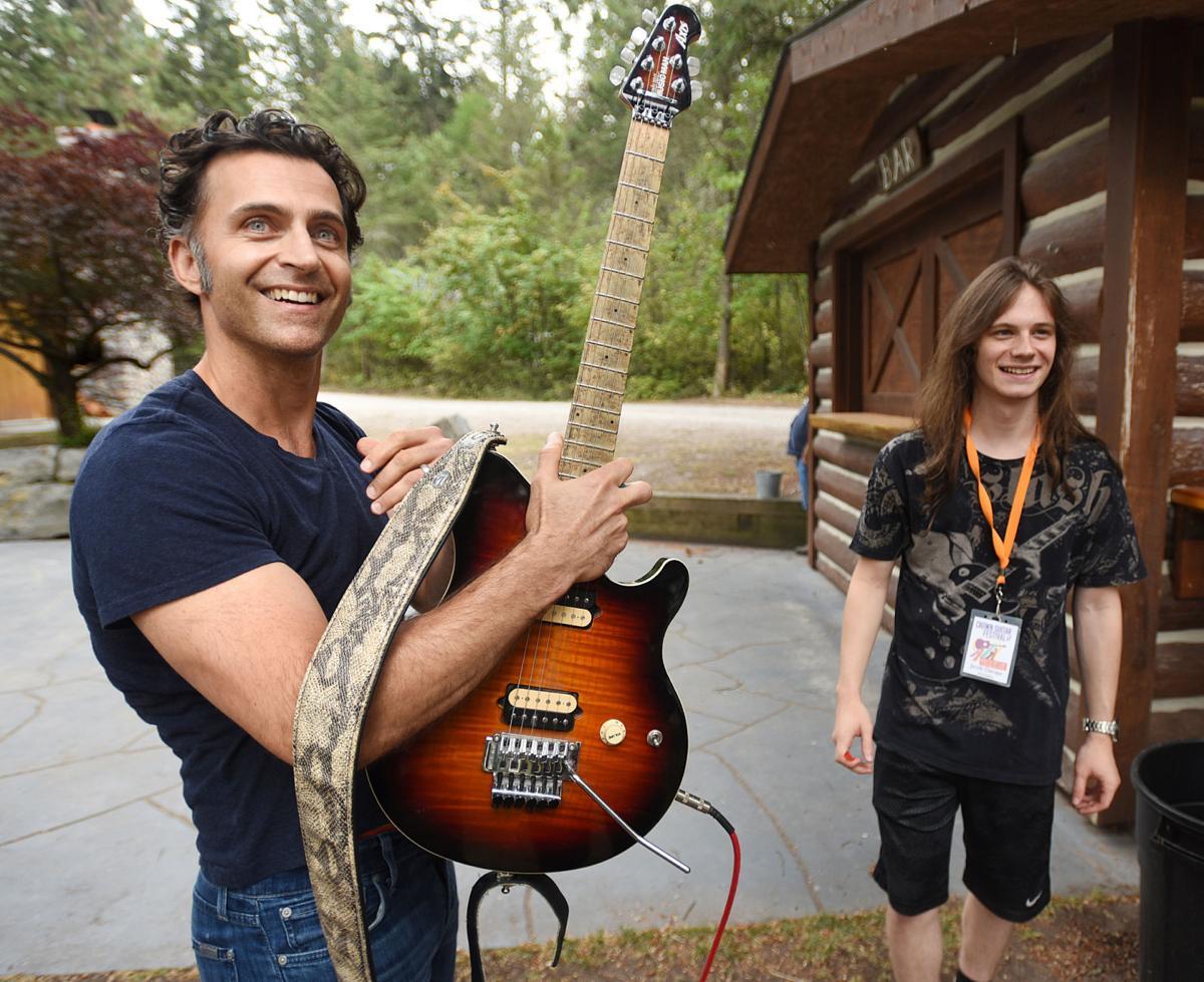 Dweezil Zappa Tour Missoula Mt