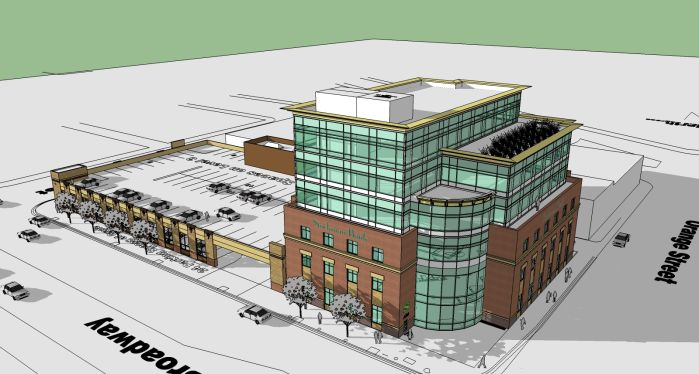 Stockman Bank Unveils Plans For New Downtown Missoula Building